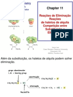 Chap11c Elimination Reactions of Alkyl Halides Competition Between Substitution and Elimination
