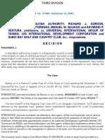Subic Bay Metropolitan Authority vs Universal Intl Group of Taiwan