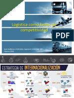 Juan Guillermo Aristizabal Logistica Como Factor de Competitividad