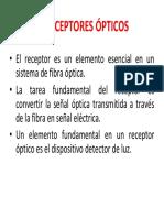 IV Receptores Opticos