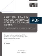ANALYTICAL HIERARCHY PROCESS, EARNED VALUE AND OTHER PROJECT MANAGEMENT THEMES.pdf