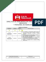 Directiva Remuneracion Variable - Propuesta