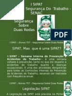 apresentação SIPAT
