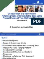 Presentation - NewRetainWallbase