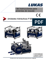 P650 Power Units Manual Mail 175710085 Es
