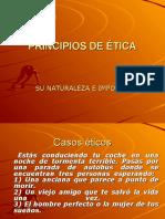 Principios de Etica Fil