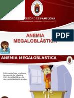 Anemia Megaloblastica (Presentacion)