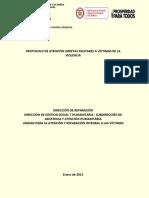Libreta Militar Instructivo