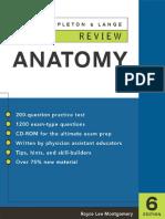 Appleton & Lange Review of Anatomy.pdf