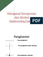 Komponen &Simbol