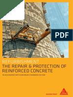 Sika Concrete Repair & Protection to en 1504 Brochure Nz 0614