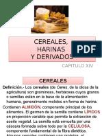 CEREALES, HARINAS Y DERIVADOS, CAP. XIV.pptx
