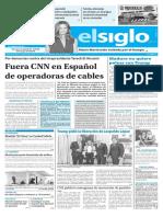 Edición Impresa Elsiglo 16-02-2017