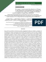 Filosofia Ambiental de Campo y Conservacion Biocultural en Omora... (Rozzi Et Al., 2010)