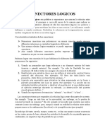 Conectores Logicos Sandoval Fime