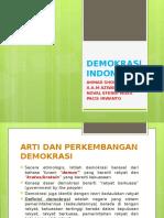 Kelompok 7 Demokrasi Indonesia
