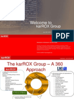 karROX IT Education Potential and Training Opportunity