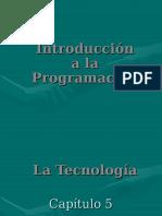 Unidad 05 - La Tecnología