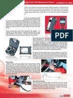 ApnaTech Profile Measurement