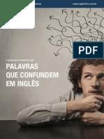 Palavras Que Confundem Em Inglês - English Live