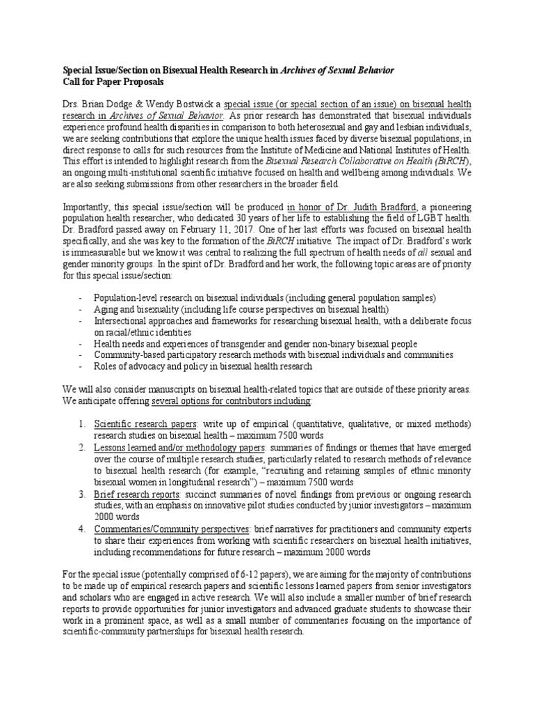 transgender thesis topics