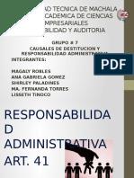 Diapositivas Responsabilidad Administrativa2017 (1)