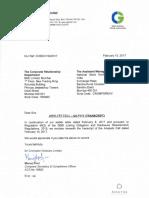 Analyst Call - Q3 FY17 (Transcript) [Company Update]