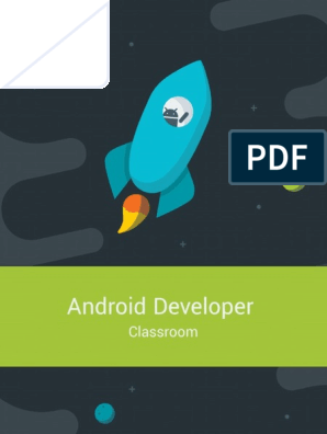 Android Programming | Android (Operating System) | Java