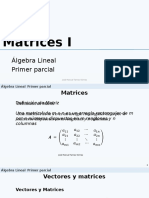2.3 Matrices 1