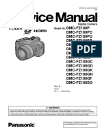 Panasonic Dmc-fz100 Pu Vol 2 Service Manual