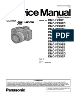 Panasonicdmc-fz40p_v2 Service Manual