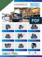 Atlas Copco Automan Compressor - Germangulf.com - Authorized Distributor - UAE & Oman