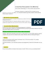 1. FINC600 Week 4 DQ. Balance Sheet