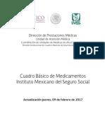 Cuadro Basico Medicamentos 2017
