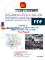 Hydrological & Hydraulic Report - Volume 1 (June 2004-Final).pdf