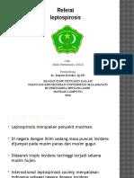 referat leptospirosis