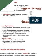 global coffee industry