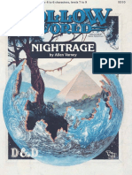 D&D Hollow World Nightrage