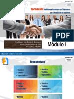 Modulo I Enfoque a Procesos e Informacion Documentada