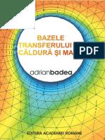 Bazele Transferului de Caldura.pdf