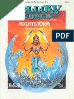 D&D Hollow World Nightstorm