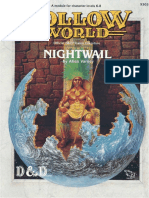 D&D Hollow World Nightwail