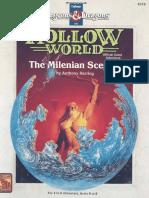 D&D Hollow World the Milenian Scepter