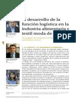 el Desarrollo de la logistica en la industria alimentaria y textil.pdf