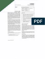 KK3505 Tech Sheet