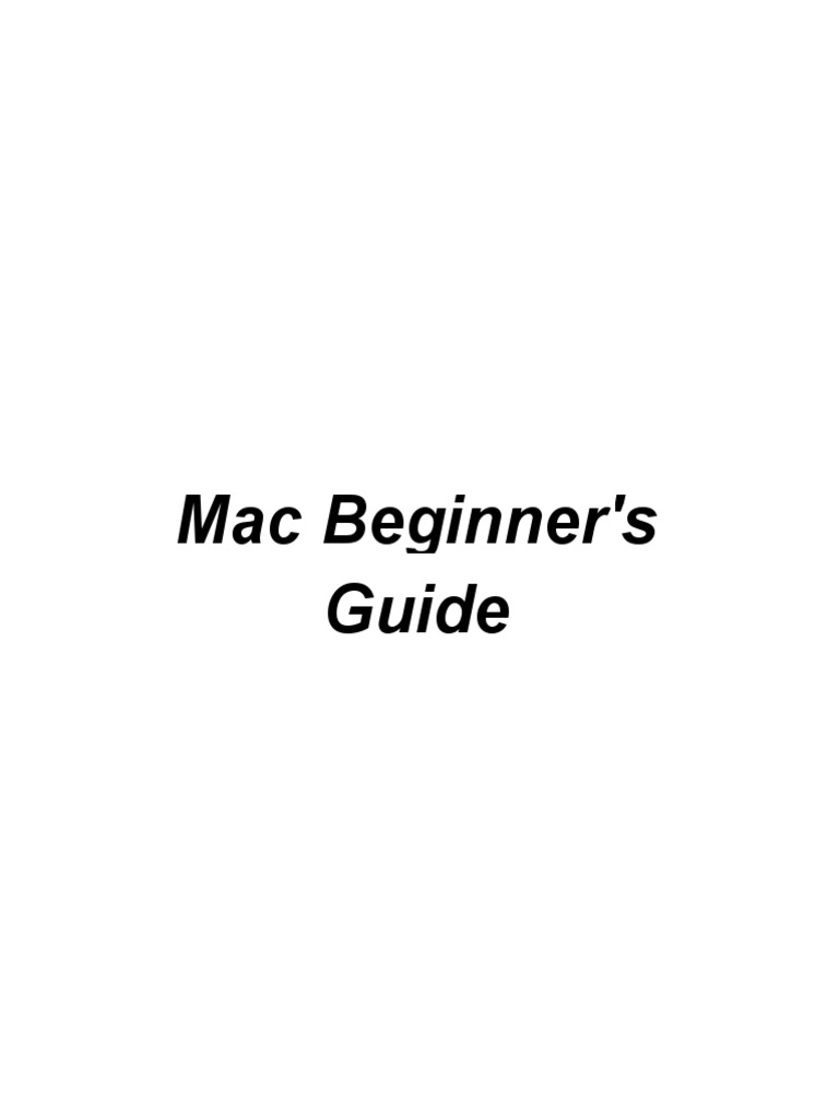 Mac beginner finder software mac os fandeluxe Images
