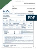 Gmail - Your IndiGo Itinerary - M6THHV - Chennai Coimbatore