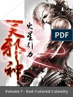 Against the Gods - Chapter 001-100 - Red-Colored Calamity