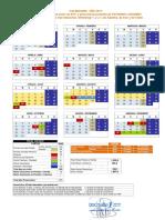 Calendario TRI Gipuzkoa 2017