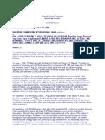 15. PCIB vs CA